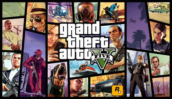Nvidia: GTA V no PC Neste Outono