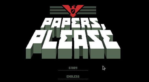 Jogo Da Semana: Papers Please