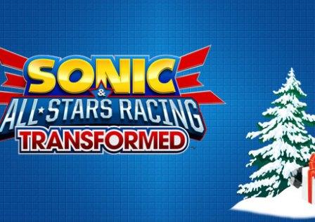 Sonic & All-Stars Racing Transformed Chegou ao Bundle de Natal 2013