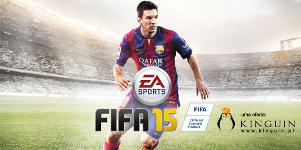 Giveaway Facebook: FIFA 15