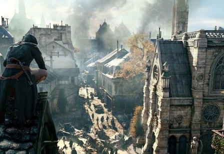 Assassin's Creed Unity: 900p e 30 FPS Foi Propositado