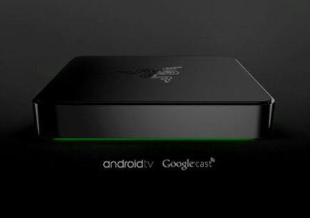 Razer Forge TV combina Android TV e PC de jogos para sala-de-estar