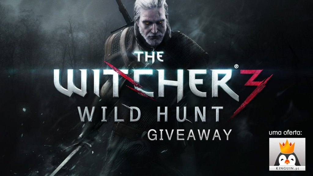 Giveaway: The Witcher 3