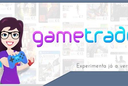 Game Trade: Vende, Troca e Compra Videojogos