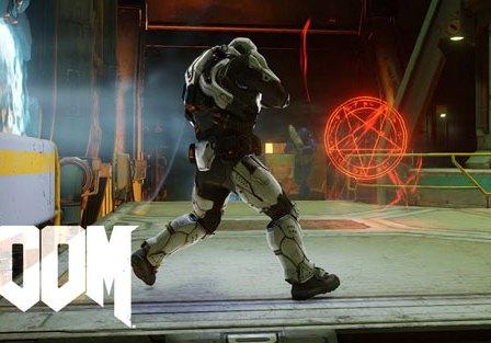 DOOM Multiplayer: Vídeo Da Alpha Fechada