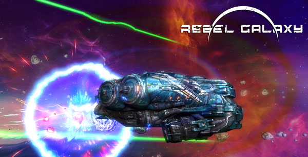 Rebel Galaxy está a chegar e promete