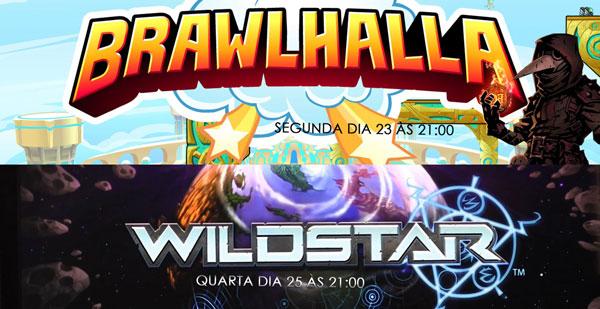 Transmissões da Semana: Brawlhalla e Wildstar