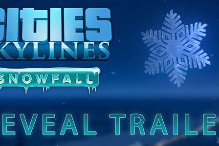 Cities: Skylines Snowfall: A Neve Está a Chegar