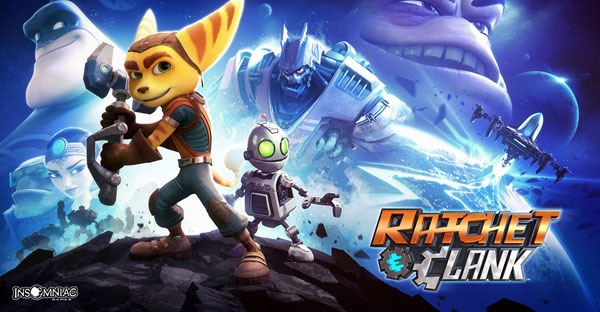 Ratchet & Clank Disponível Para Reserva a Partir de Hoje