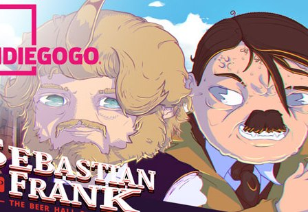 Sebastian Frank The Beer Hall Putsch No Indiegogo