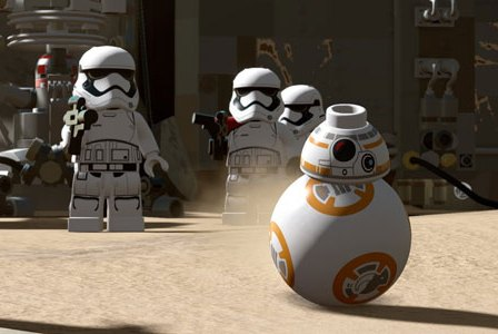 LEGO Star Wars: The Force Awakens Anunciado