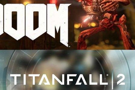 Olhos Postos no Titanfall 2 e na BETA de DOOM!