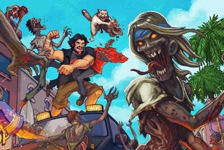 Dead Island Retro Revenge: Vingança em 16-bit