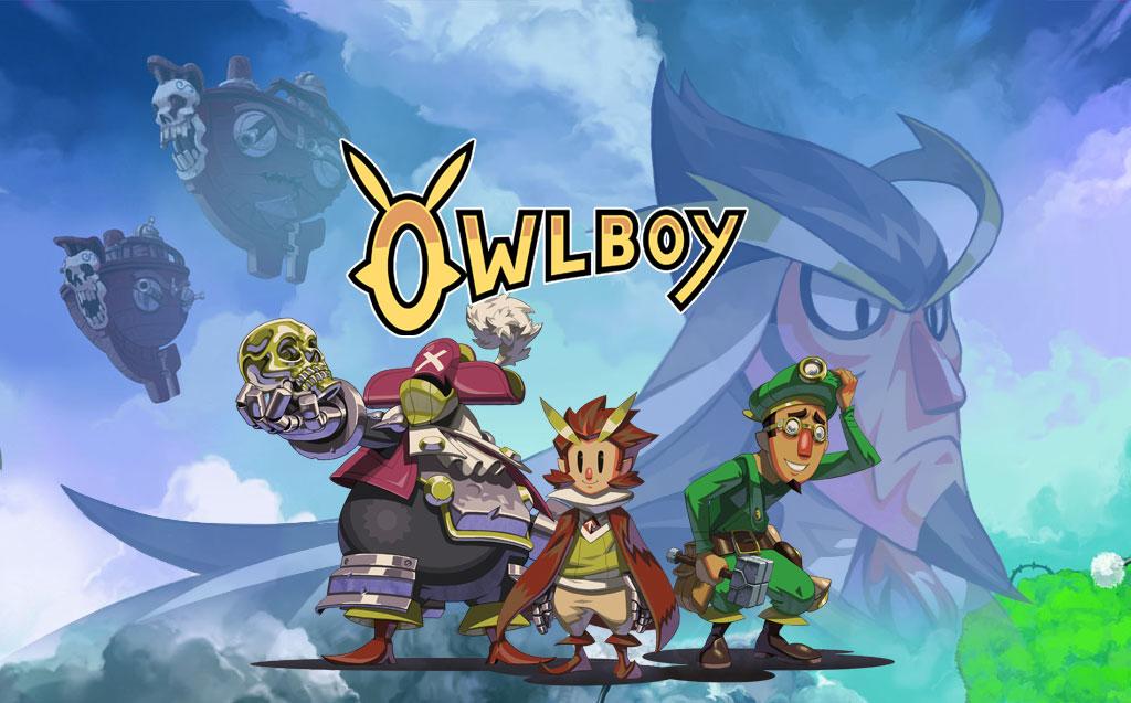 Owlboy Chegou ao PC!