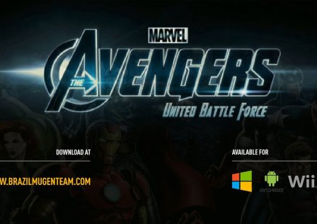 Avengers United Battle Force
