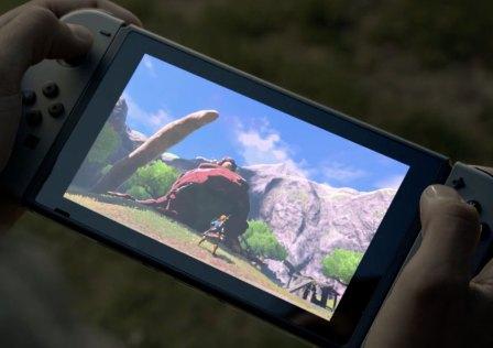 Nintendo Switch chega a Portugal dia 3 de Março