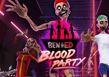 Ben and Ed – Blood Party