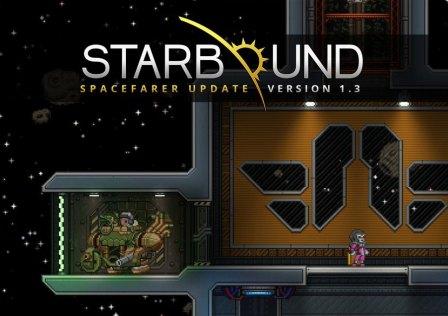 Starbound Spacefarer Update