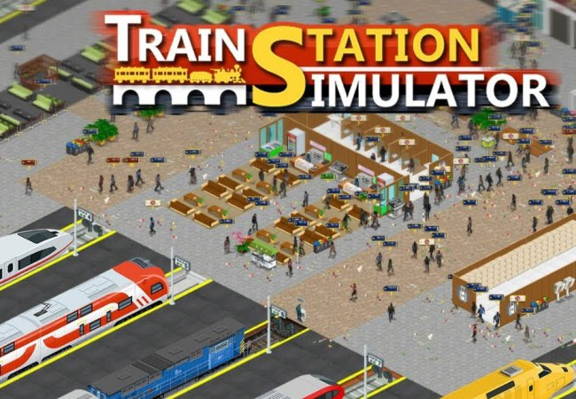 train-station-simulator