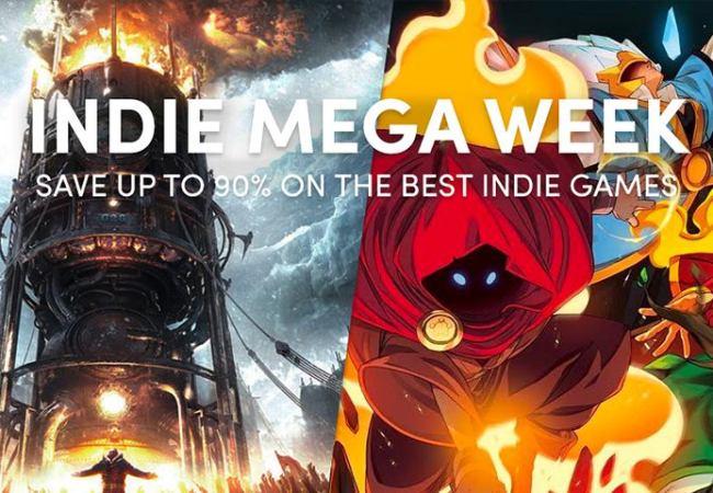 Indie Mega Week: Até 90% de Desconto em Jogos Indie