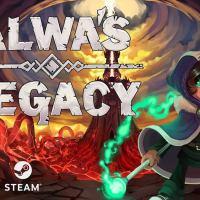 Alwa's Legacy: Chega Hoje à Steam e à GOG.com
