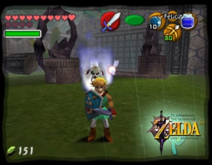 Link's Awakening 64 Screenshot 1