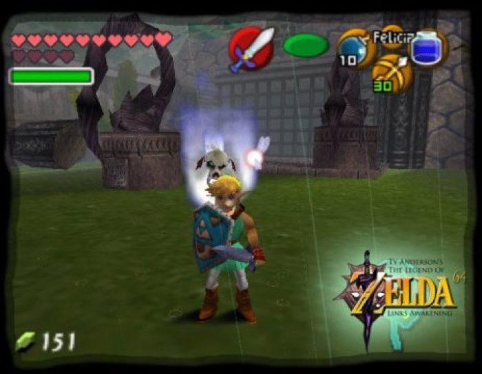 Link's Awakening 64 Screenshot 1