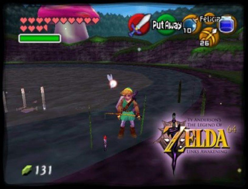 Link's Awakening 64 Screenshot 4
