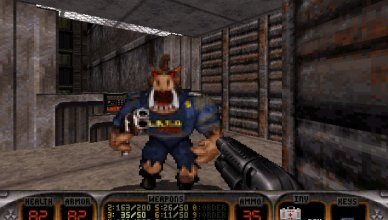 Duke Nukem 3D original release