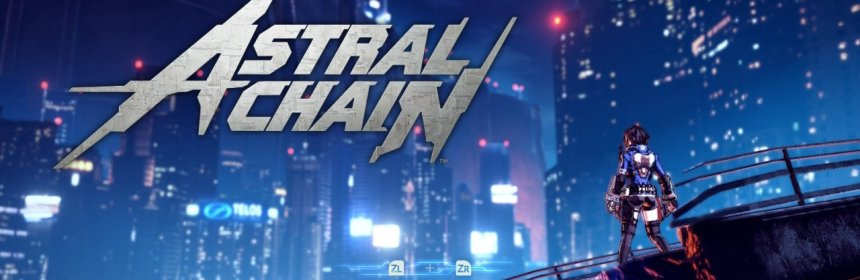 astral chain review beginner tips logo