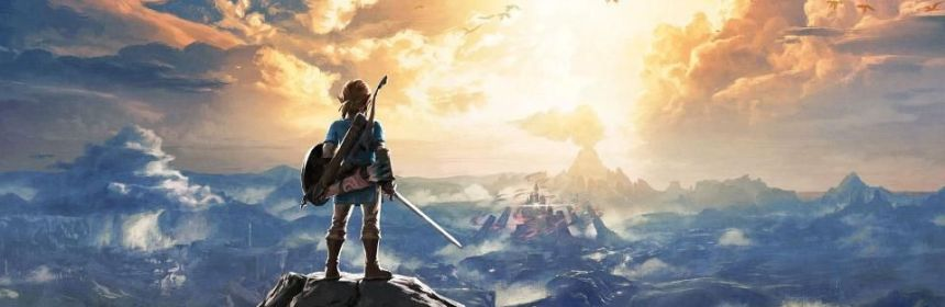 breath of the wild tips and tricks logo