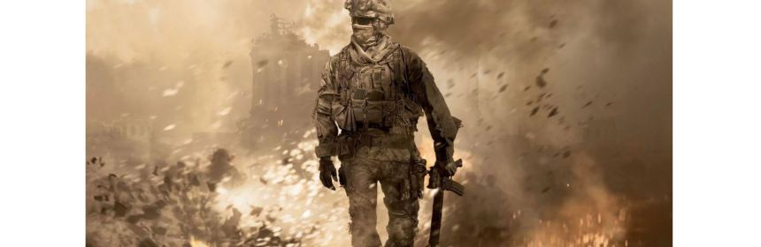 call of duty modern warfare 2 remastered logo