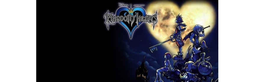 kingdom hearts on this day in gaming logo