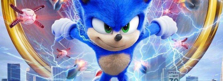 sonic the hedgehog movie logo