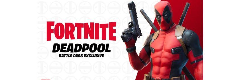 fortnite deadpool skin logo