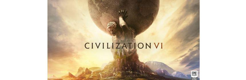 civilization vi epic games store logo