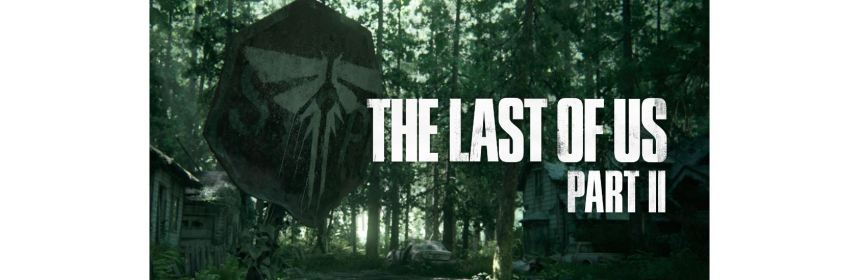 the last of us part 2 logo