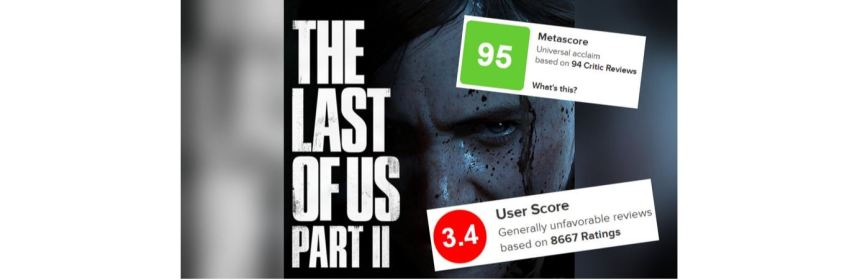 the last of us 2 review scores logo