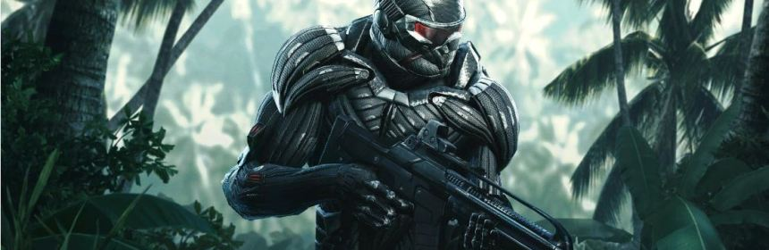 crysis remastered ps4 title screen logo