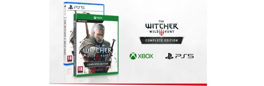the witcher 3 title screen logo