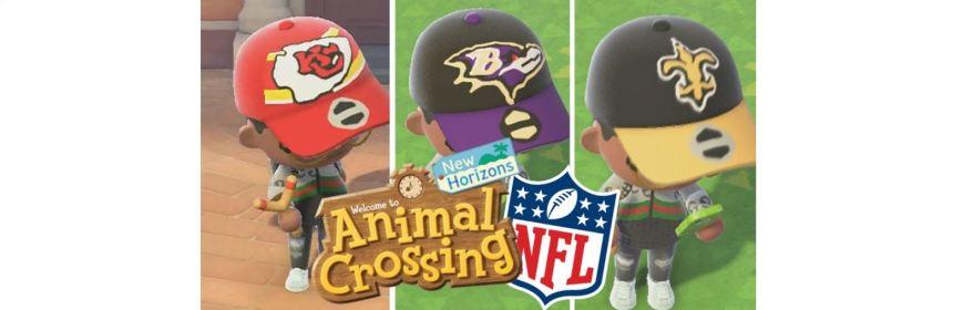 animal crossing villagers title screen logo