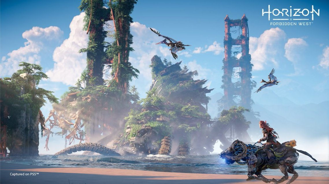 Guerilla Games might be working on a MMORPG which could be Horizon Forbidden West Multiplayer