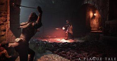A Plague Tale: Innocence is 31GB on PlayStation 5