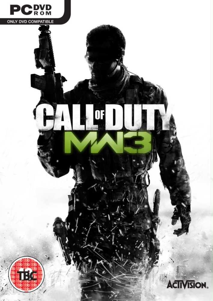 Modern Warfare 3 - Cover Art