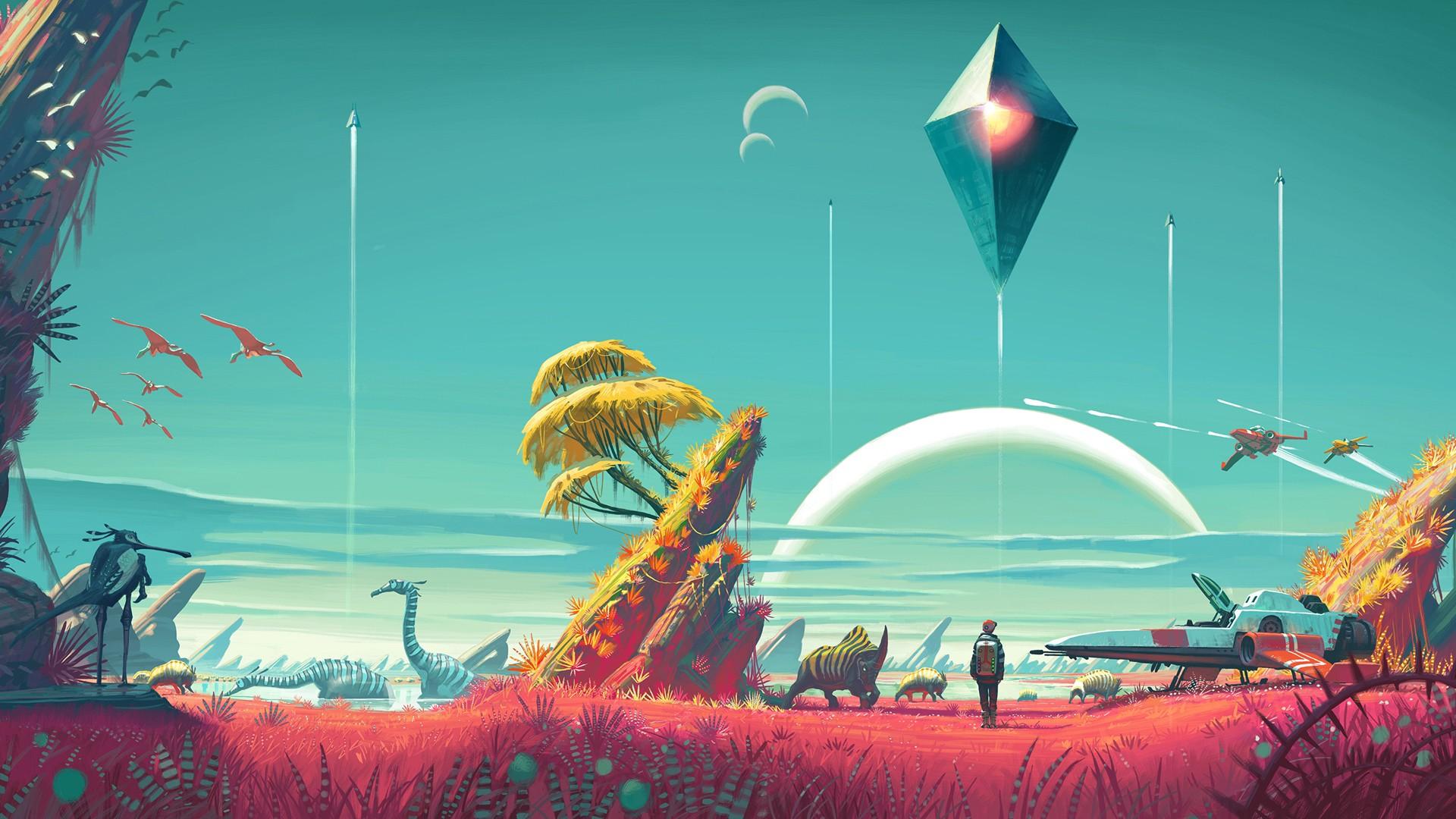 Image result for no man's sky
