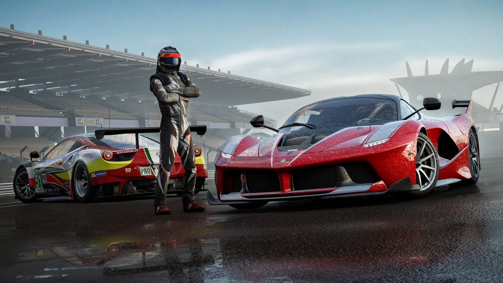 A Beautiful Day At The Track Forza Motorsport 7 Review GAMING TREND