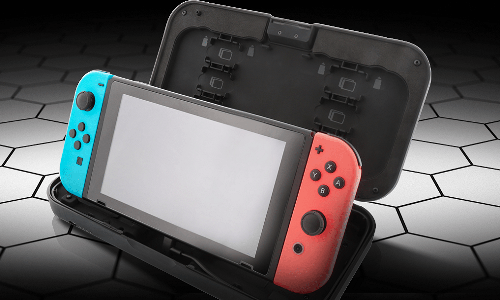 Keep The Portable Party Going All Night Long With Nykos Power Shell Case For The Nintendo