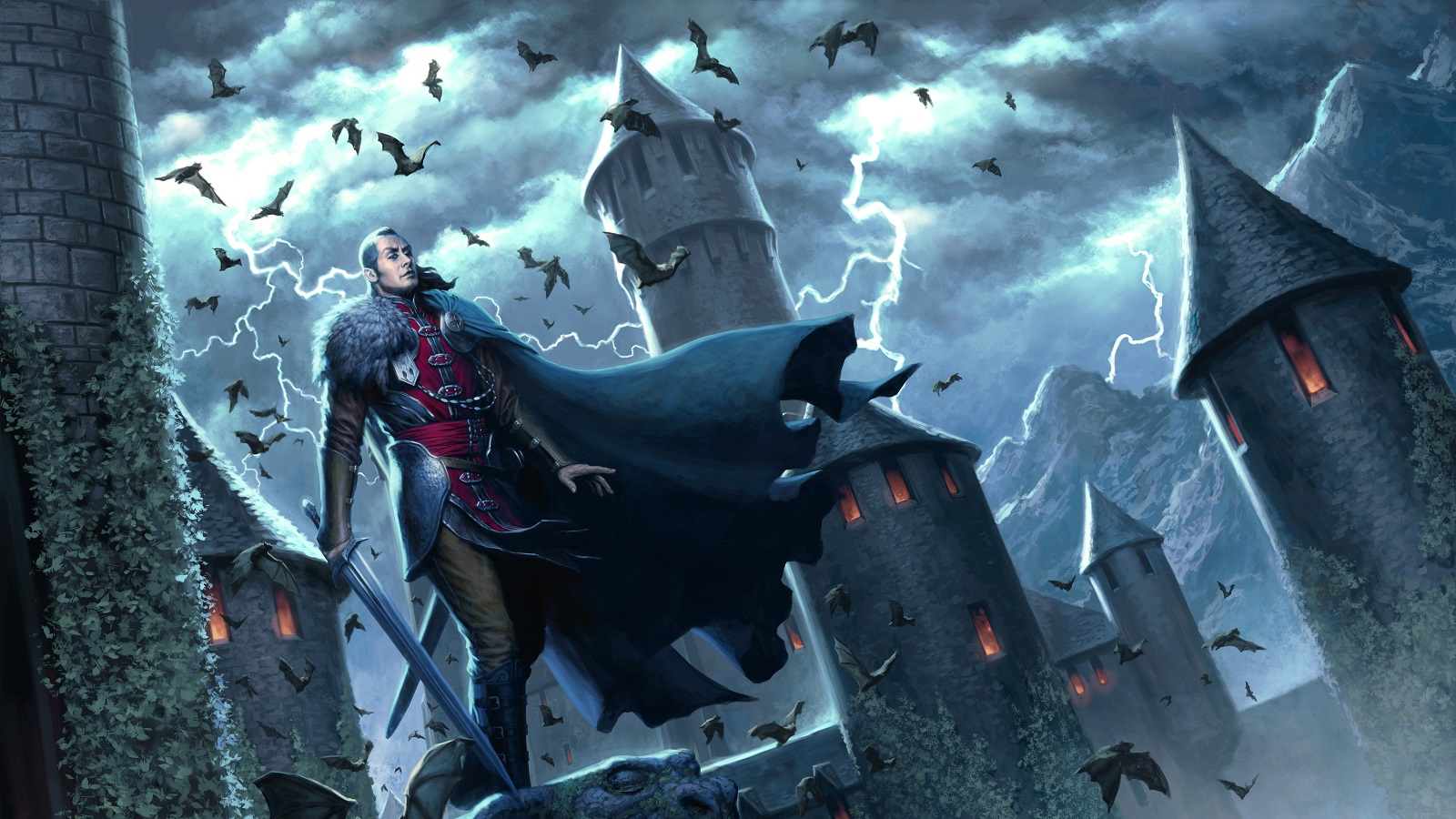 Get Ready For A Scary Good Time Next Month With The Ravenloft Module On Neverwinter GAMING TREND