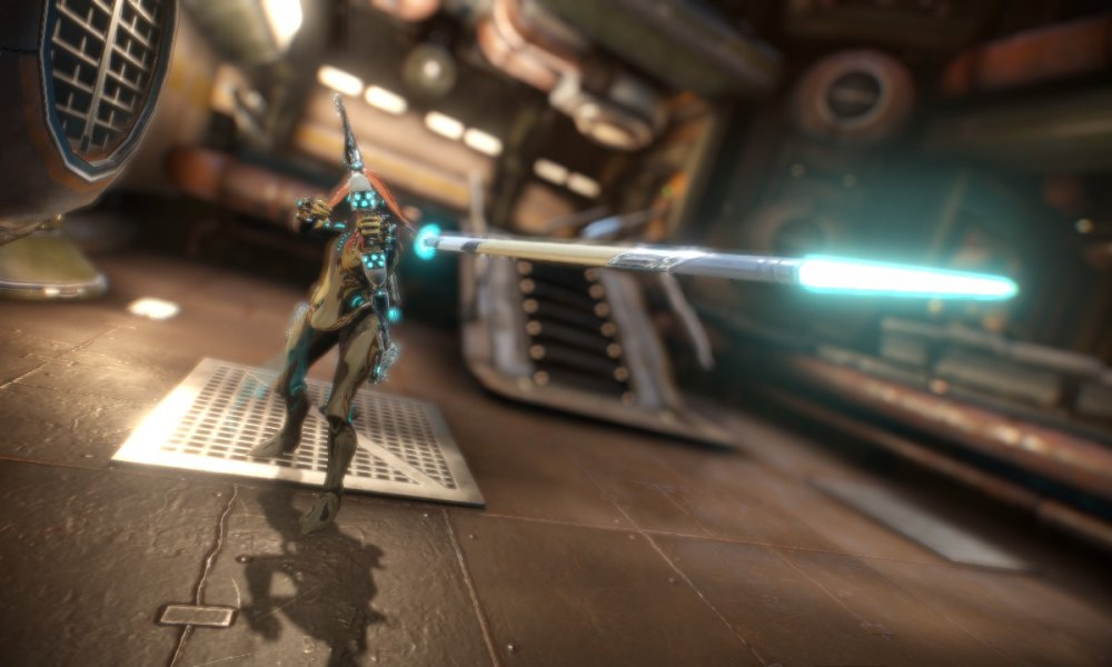 Hit The Panic Button Warframe To Be Released On Switch
