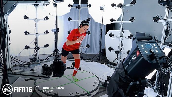 FIFA 16 Frauen